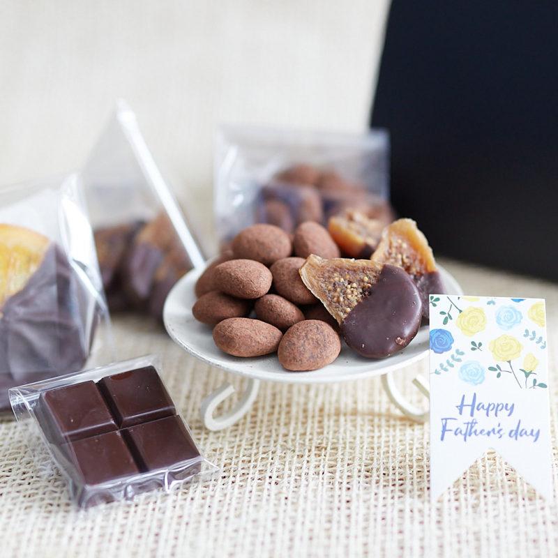 父の日チョコレート詰め合わせ